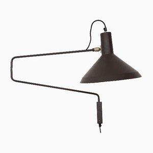 Niederländische Mid-Century Wandlampe, 1950er