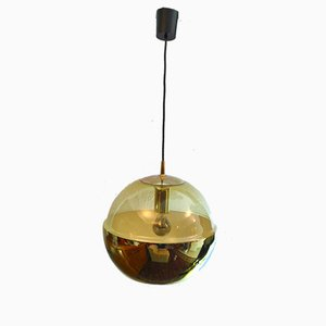 Ball Ceiling Lamp from Peil & Putzler, 1970s