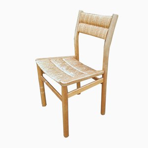 Chaises Week-End par Pierre Gautier-Delaye, 1950s, Set de 4