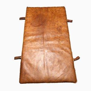 Leather Gymnastics Mat, 1950s