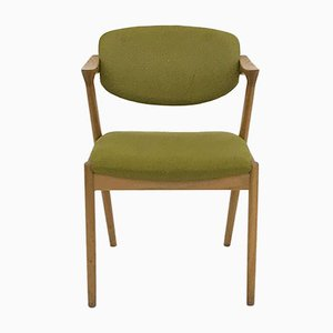 Chaises de Salon Modèle 42 par Kai Kristiansen pour Schou Andersen, 1960s, Set de 8