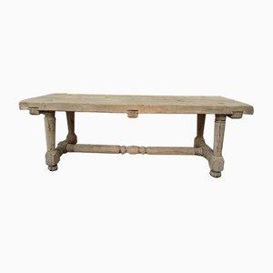 Table en Chêne, 1900s