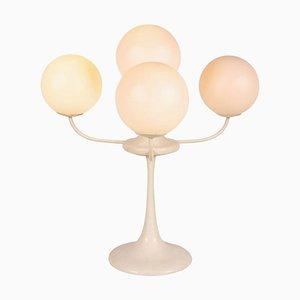 Lámpara de mesa suiza de Max Bill, 1960
