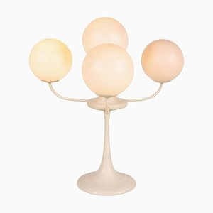 Swiss Table Lamp by Max Bill, 1960