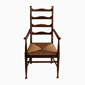 Fauteuil Antique par EG Punnett pour William Birch