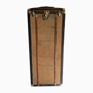 Vintage Wardrobe Trunk, 1940s