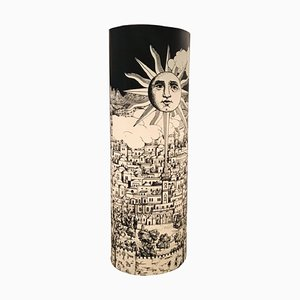 Italian Gerusalem Table Lamp by Barnaba Fornasetti for Antonangeli Illuminazioni, 1990s