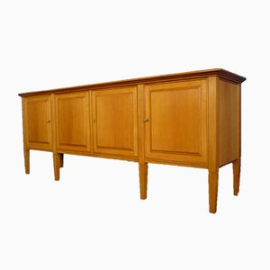 German Cherry Sideboard from Schildknecht, 1950s