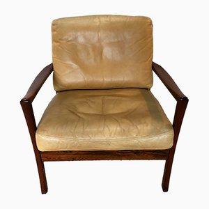Personalisierbarer dänischer Sessel aus Palisander, 1950er