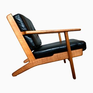 Oak Customizable Model GE290 Chair by Hans J. Wegner for Getama, 1950s