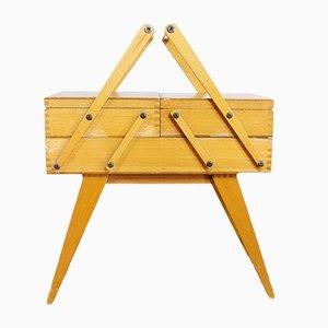 Ausziehbarer Werkzeugkasten, 1960er