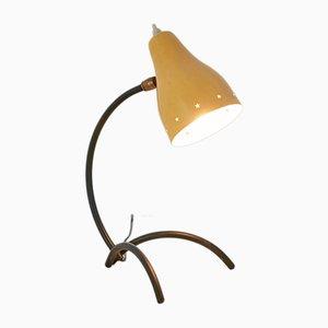 Lámpara de mesa italiana, años 70