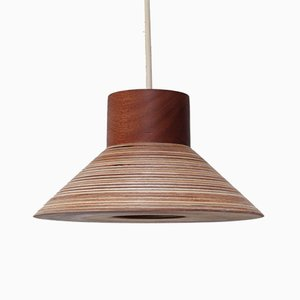 Nut Husk Pendant Lamp by Joe Lyster for Lumo Lights