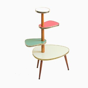 Vintage Tiered Plant Stand, 1960s