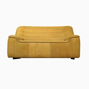 DS-84 Buffalo-Neck Leather Sofa from de Sede, 1970s