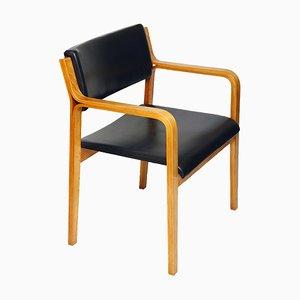 Tschechoslowakischer Stuhl aus Eschenholz von Drevopodnik Holešov, 1960er
