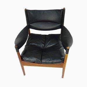 Moderner dänischer Sessel von Kristian Vedel für Søren Willadsen Møbelfabrik, 1960er