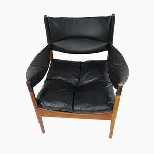 Modernist Danish Armchair by Kristian Vedel for Søren Willadsen Møbelfabrik, 1960s