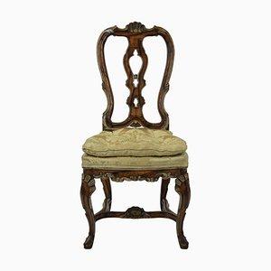 Chaises de Salle à Manger George II Antiques, 1760s, Set de 4
