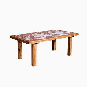 Table Basse par Jean Lurçatwith, 1960