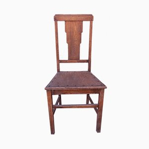 Walnut Side Chair, 1919