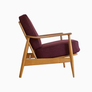 Danish Lounge Chair by Arne Vodder for France & Daverkosen, 1960s