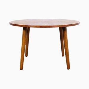 Tavolino da caffè in teak di Holger Georg Jensen per Kubus Møbler, anni '60