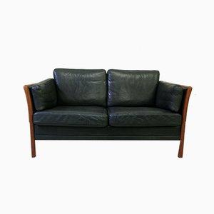 Dänisches 2-Sitzer Sofa, 1960er