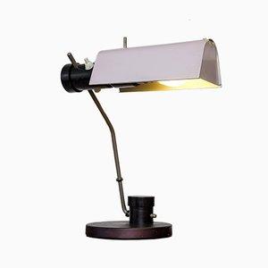 Lámpara de mesa de Alemania Oriental, años 70