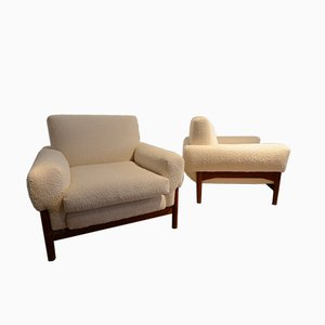Vintage Sessel von Saporiti, 2er Set