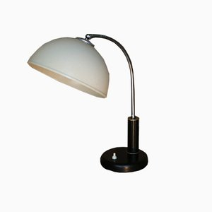 Molitor Bauhaus Table Lamp designed by Christian Dell, 1930s