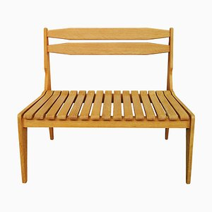 Benches by Guillerme et Chambron, 1960, Set of 2