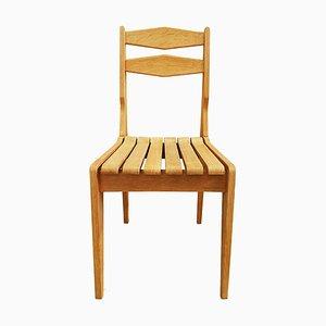 Stühle von Guillerme et Chambron für Votre Maison, 1960er, 2er Set