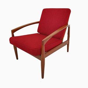 Vintage Modell 121 Paper Knife Chair von Kai Kristiansen für Magnus Olesen