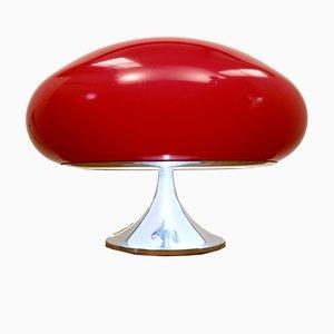 Italienische Tischlampe in Pilz-Optik, 1960er