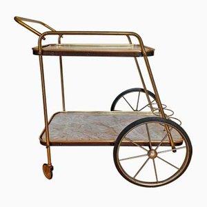 Italian Serving Bar Cart, 1960s