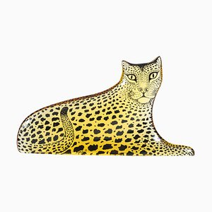 Lucite Leopard by Abraham Palatnik, 1970s