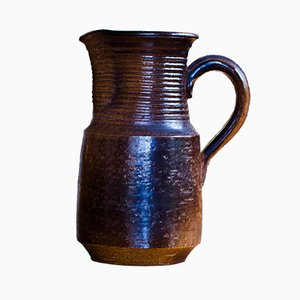 Ceramic Pitcher by Jean Marais, 1960s