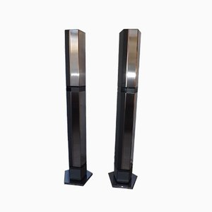 Vintage 6631 BeoLab Speaker Columns from Bang & Olufsen, 1988 , Set of 2