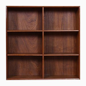 Danish Teak Bookcase, 1960s