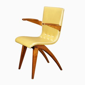 Bullhorn Skai Easy Chair, 1960s