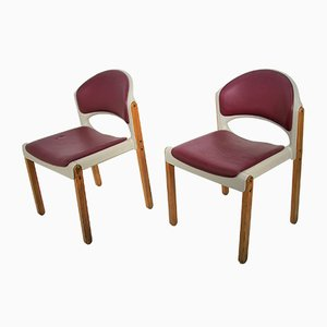 Vintage Chairs from Aeon Mondial, Set of 2