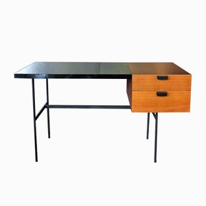CM141 Schreibtisch von Pierre Paulin für Thonet, 1950er