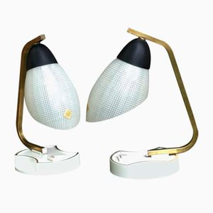 Table Lamps from Doria Leuchten, 1950s, Set of 2