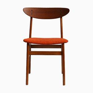 Vintage Danish Model 210 Dining Chair from Farstrup Møbler, 1960s