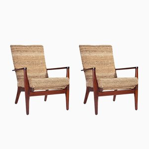 Chairs from Parker Knoll, 1960s, Set of 2