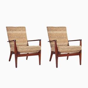 Chaises de Parker Knoll, 1960s, Set de 2