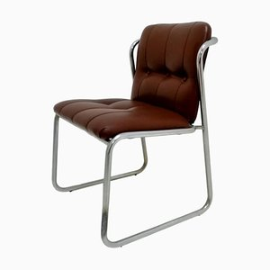 Vintage Chairs, 1970s, Set of 4