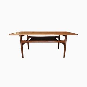 Table Basse en Teck de Arrebo Mobler, Danemark, 1960s