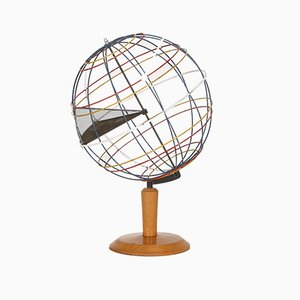 School Globe, 1950s